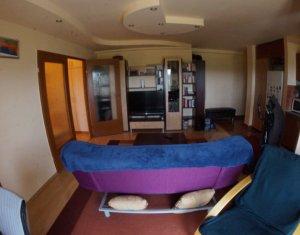 Inchiriere apartament 2 camere Gheorgheni, finisat modern, etaj 1, imobil nou