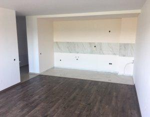 Apartament 2 camere, imobil nou, finisat complet., balcon 12 mp !