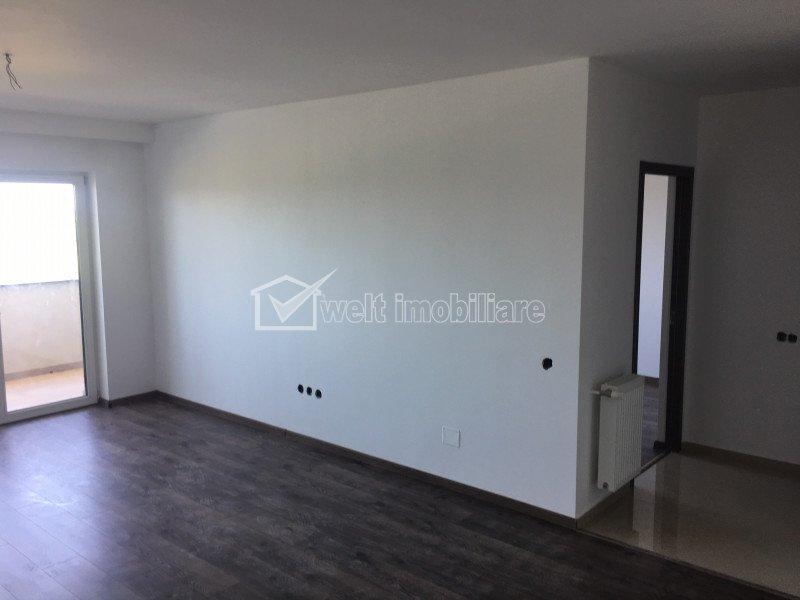 Apartament 2 camere, imobil nou, finisat complet, balcon 12 mp !
