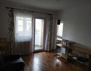 Studio for rent in Cluj-napoca, zone Zorilor