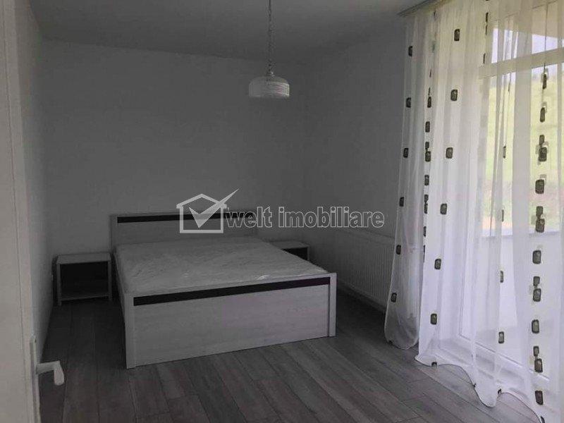 Apartament 2 camere 56 mp, bloc nou, etaj intermediar, Baciu