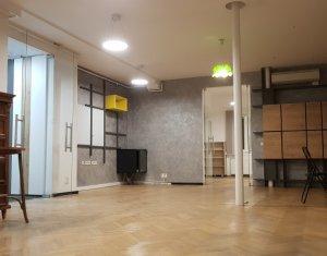 Birouri 135mp 3 incaperi, ultracentral piata Muzeului