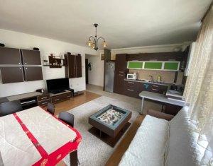 Zona PETROM Baciu - 3 camere, mobilat, utilat, cu terasa, parcare, etaj median