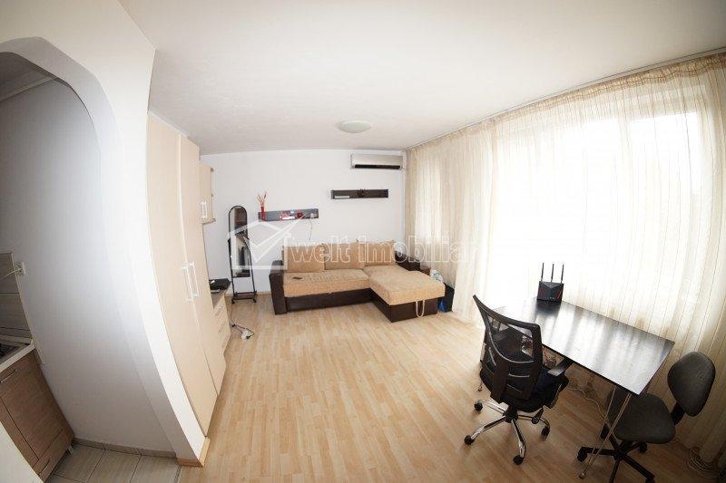 Inchiriere apartament 1 camera, Marasti, finisat modern