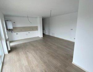 Apartament 2 camere 63 mp cu CF, finisat, bloc nou, IRIS