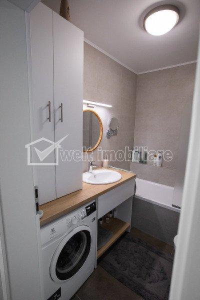 Apartament 3 camere, confort sporit ultafinisat, balcon, parcare, zona Luminia