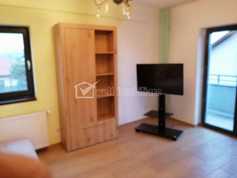 Apartament 3 camere decomandate,mobilat si utilat, 2 balcoane, Someseni