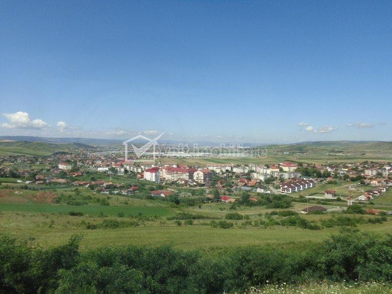 Omnia Residence Apahida, 65 mp utili, panorama de exceptie