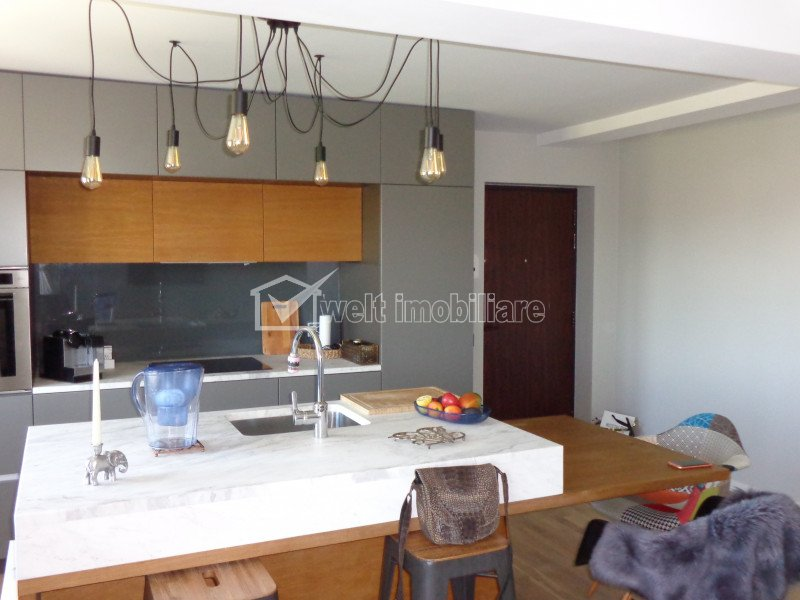 Apartment 2 rooms for rent in Apahida
