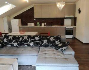 Apartament finisat si mobilat de lux, 2 camere, Buna Ziua