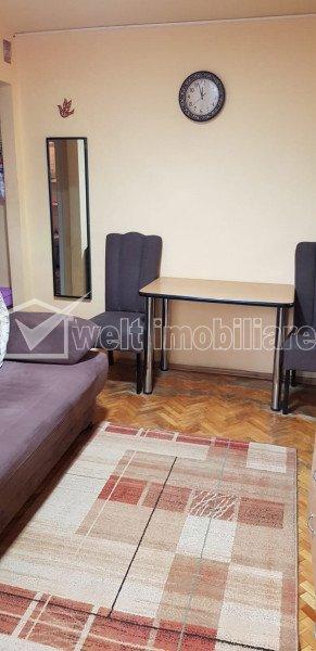Apartament cu 2 camere, Gheorgheni, bloc reabilitat, etaj 1