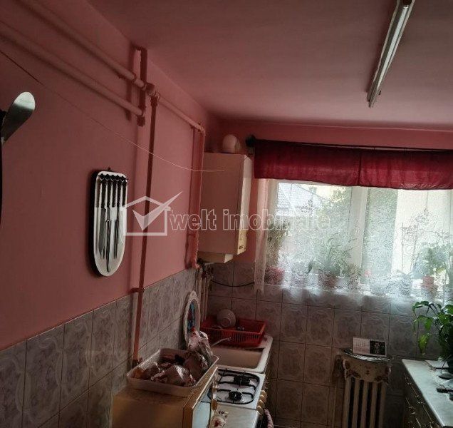 Grigorescu, apartament cu 2 camere, decomandat