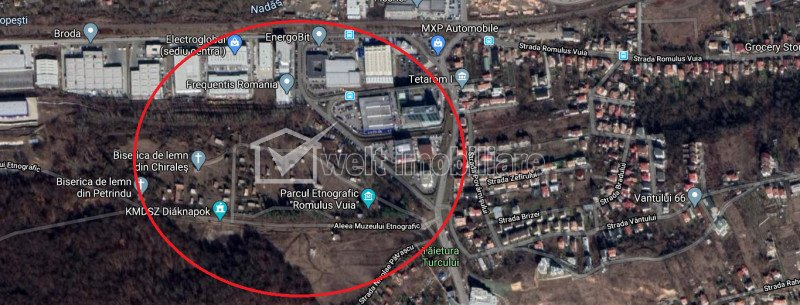 Imobil de vanzare, zona Tetarom I, 5900 mp, D+P+5E, 70 de parcari