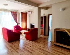 Apartament 5 camere, 105 mp, balcon 40 mp, etaj 1, parcare, Zorilor