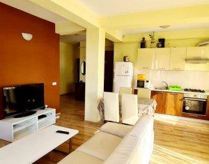 Apartament 4 camere, 95 mp, balcon 20 mp, etaj 2 din 3, parcare, Zorilor