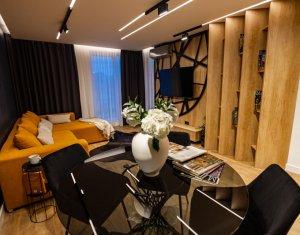 Apartament cu 2 camere, mobilat de lux, Zorilor
