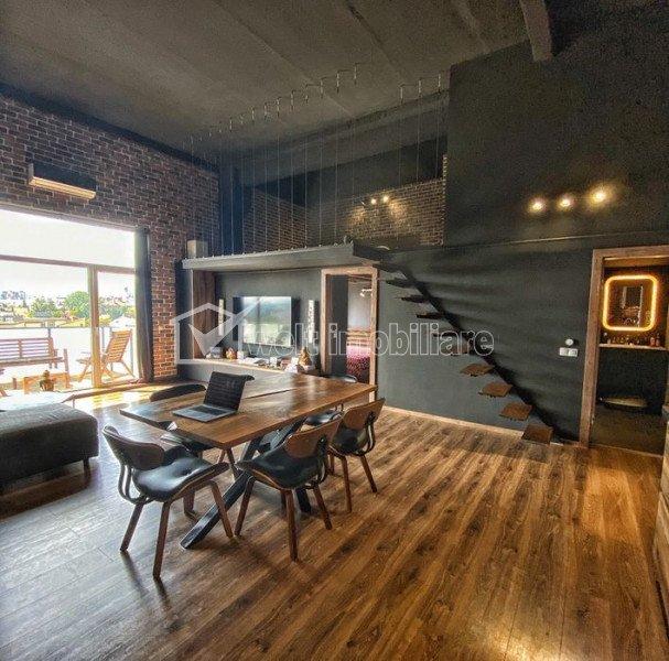 Apartament tip Loft, central, lux, panorama