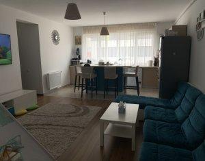 Apartament 3 camere cu gradina proprie, Floresti, zona Sub Cetate,
