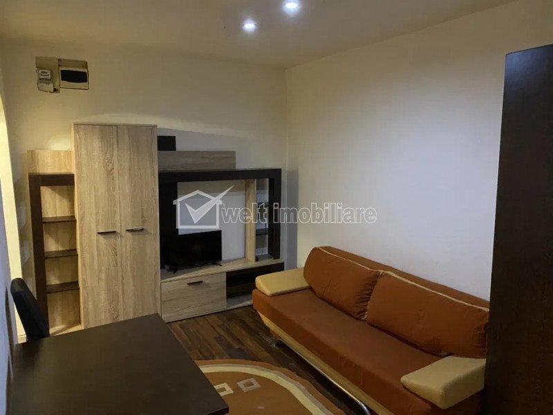 Apartament tip garsoniera, parter inalt, ideal investitie!
