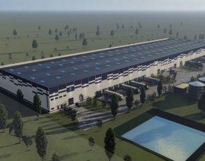 Espace Industriel à louer dans Turda