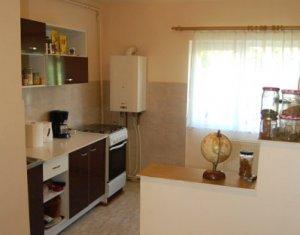Ap. 2 camere, decomandat, 64 mp, 2 balcoane, etaj 1 din 7, in Gradini Manastur