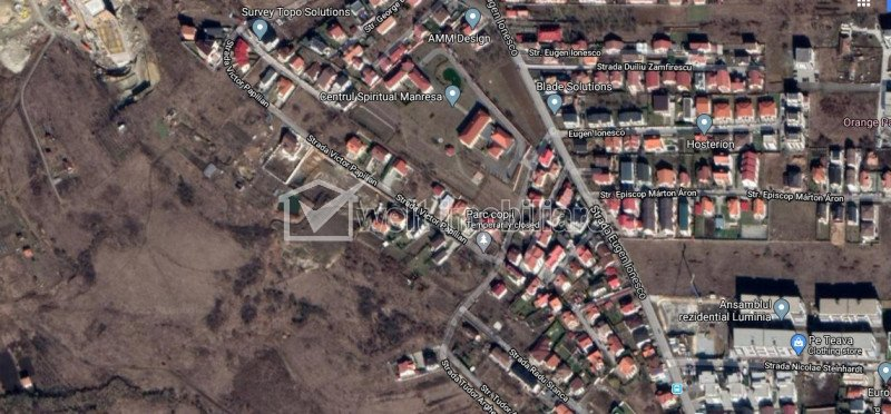 Land for sale in Cluj-napoca, zone Europa