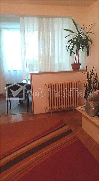 Zona BRANCUSI- Apartament tip garsoniera confort sporit, parter inalt