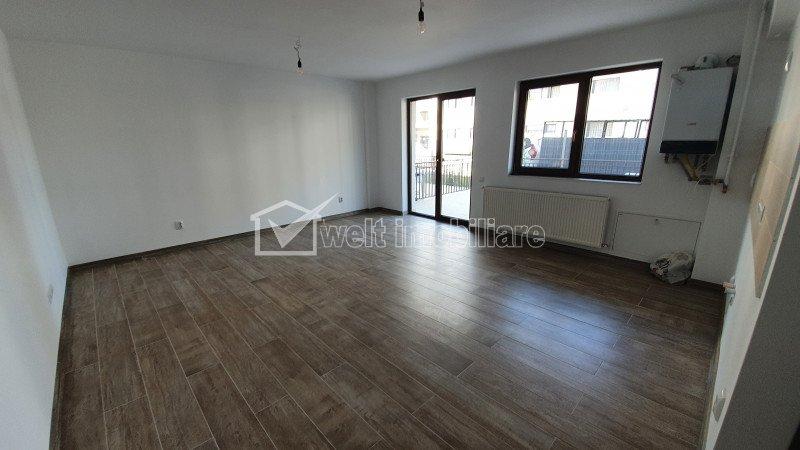 Apartament ultrafinisat cu terasa de 50 mp, Urusagului, Floresti