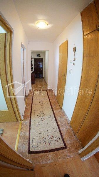Apartament 2 camere, decomandat Manastur, zona Bucium