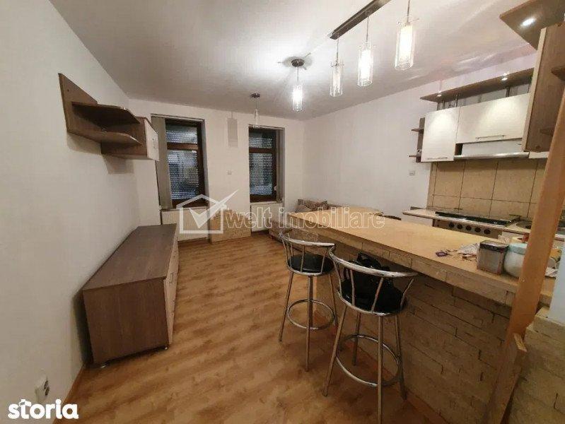 Inchiriere apartament 1 camera, 33 mp, modern, Piata Cipariu
