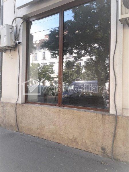Spatiu comercial, artera principala, intrare din strada, ideal showroom