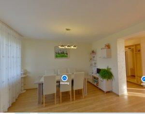 Apartament de 4 camere, ultrafinisat, terasa, 165 mp, parcare, Andrei Muresanu