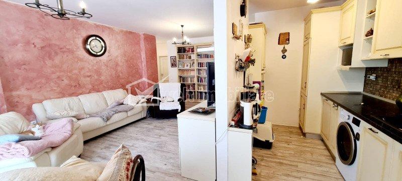 Apartament 3 camere, 91 mp, balcon, parcare, etaj 1 din 4, lift, Buna Ziua