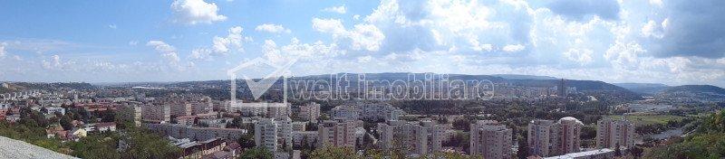 Orasul la picioarele tale, Duplex Grigorescu, 160 mp utili + 85 mp terase