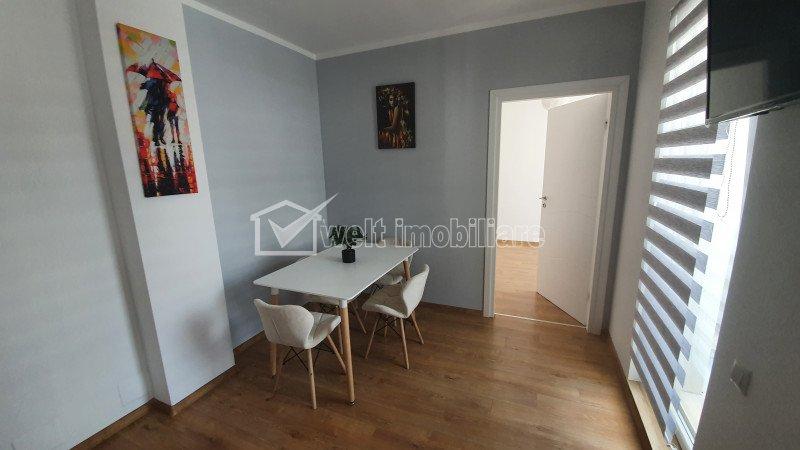 Apartament 2 camere, decomandat, ultrafinisat, Floresti, zona Sub Cetate