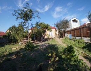 Casa individuala cu teren 830mp, front 19m, Gradina Botanica, str. Republicii