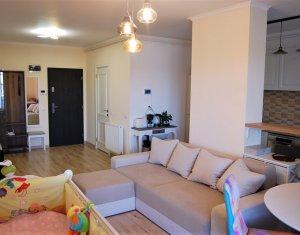 Apartament 2 camere, 2018, etaj 2, ultrafinisat, parcare, Gheorgheni