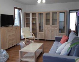 Apartament superfinisat in imobil nou, 3 camere, Borhanci, garaj subteran