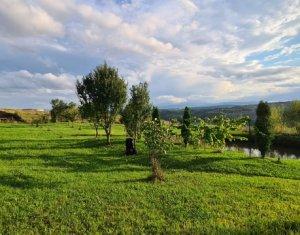 Ideal investitie! Teren constructie, 1000 mp, cu panorama in Popesti