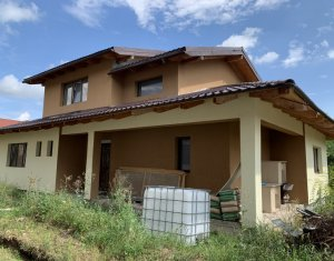 Vanzare casa noua, individuala, Someseni, 135 mp utili, 500 mp teren