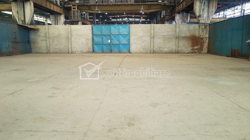 Hala industriala H=10m, zona bdul Muncii - CUG