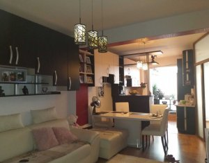 Apartament modern 2 camere, 45 mp, Marasti, zona Kaufland cu parcare