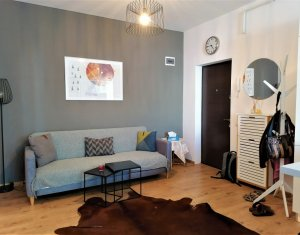 Apartament de 2 camere LUX, 42 mp, zona Piata Mihai Viteazu'