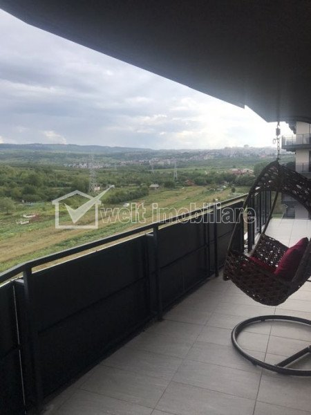 Inchiriere apartament 3 camere, parcare, 73 mp, Gheorgheni, Grand Park Residence