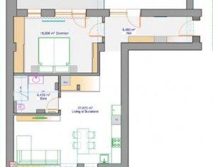 TOP oferta! Apartament, plus terasa, parcare subteran langa Iulius MALL si FSEGA