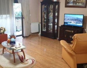 Apartament 4 camere, finisat, gradina proprie, garaj, Zorilor