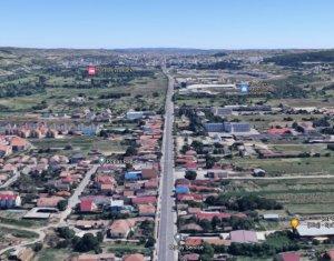 Teren in zona E60 str Avram Iancu, Floresti