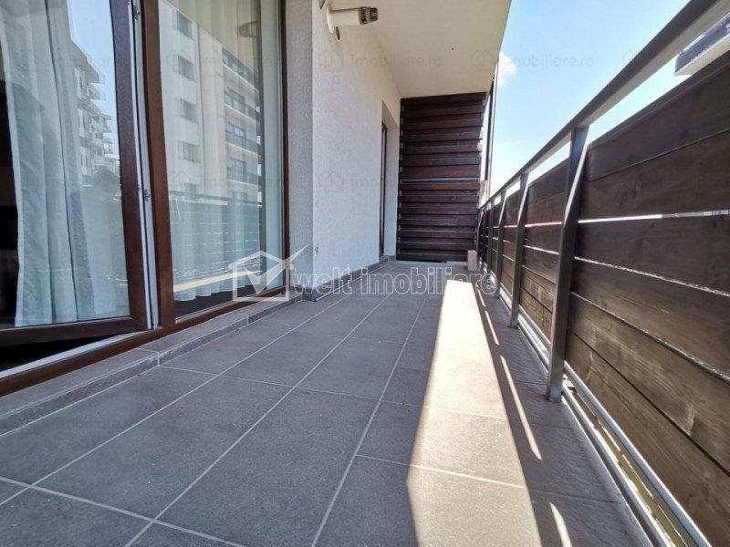 Apartament 2 camere 55 mp + 11mp terasa Bonjour , Buna Ziua