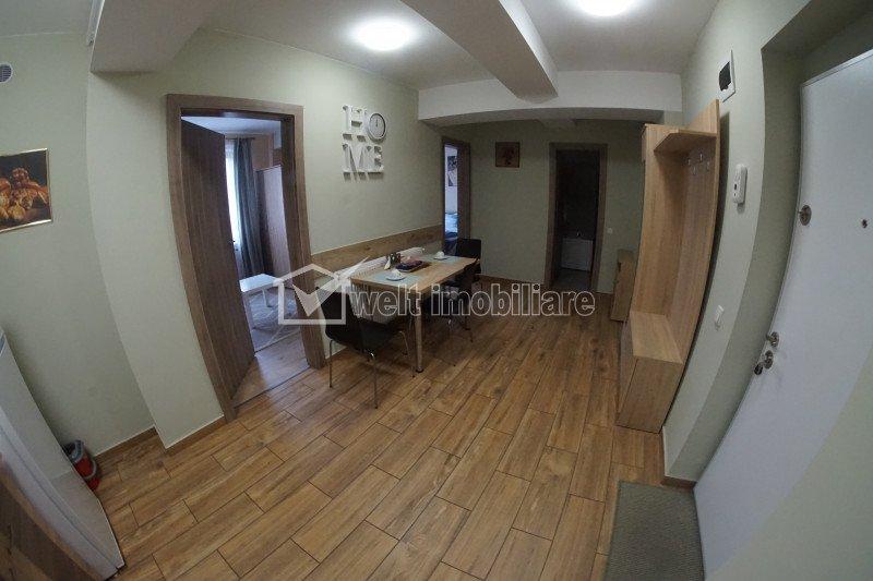 Inchiriere apartament 2 camera, mobilat si utilat, UTILITATI INCLUSE, Iris