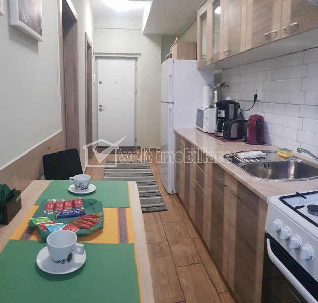 Lakás 1 szobák kiadó on Cluj-napoca, Zóna Iris